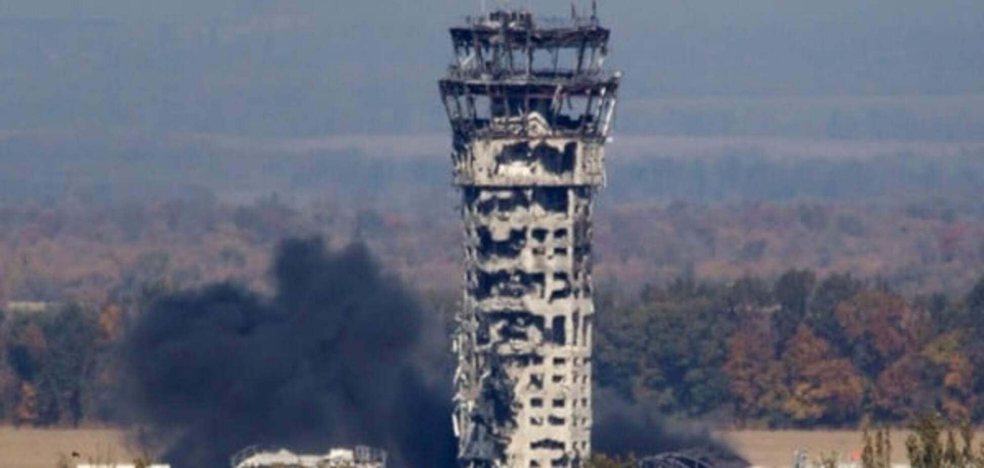 Лойко: аэропорт – это был Майдан на войне