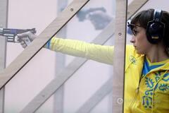 Украинка выиграла в Мюнхене международный турнир по стрельбе