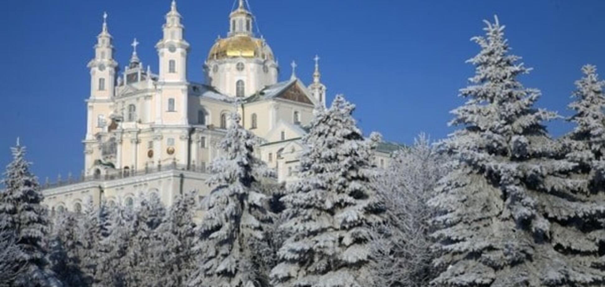 При пожаре в Почаевской лавре погиб архимандрит