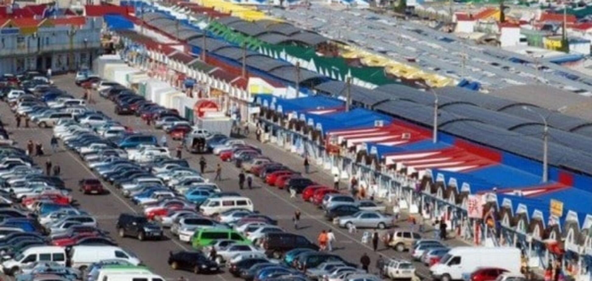 Рейдеры пытаются прикрыть захват рынка '7-й км' псевдопатриотизмом - администрация