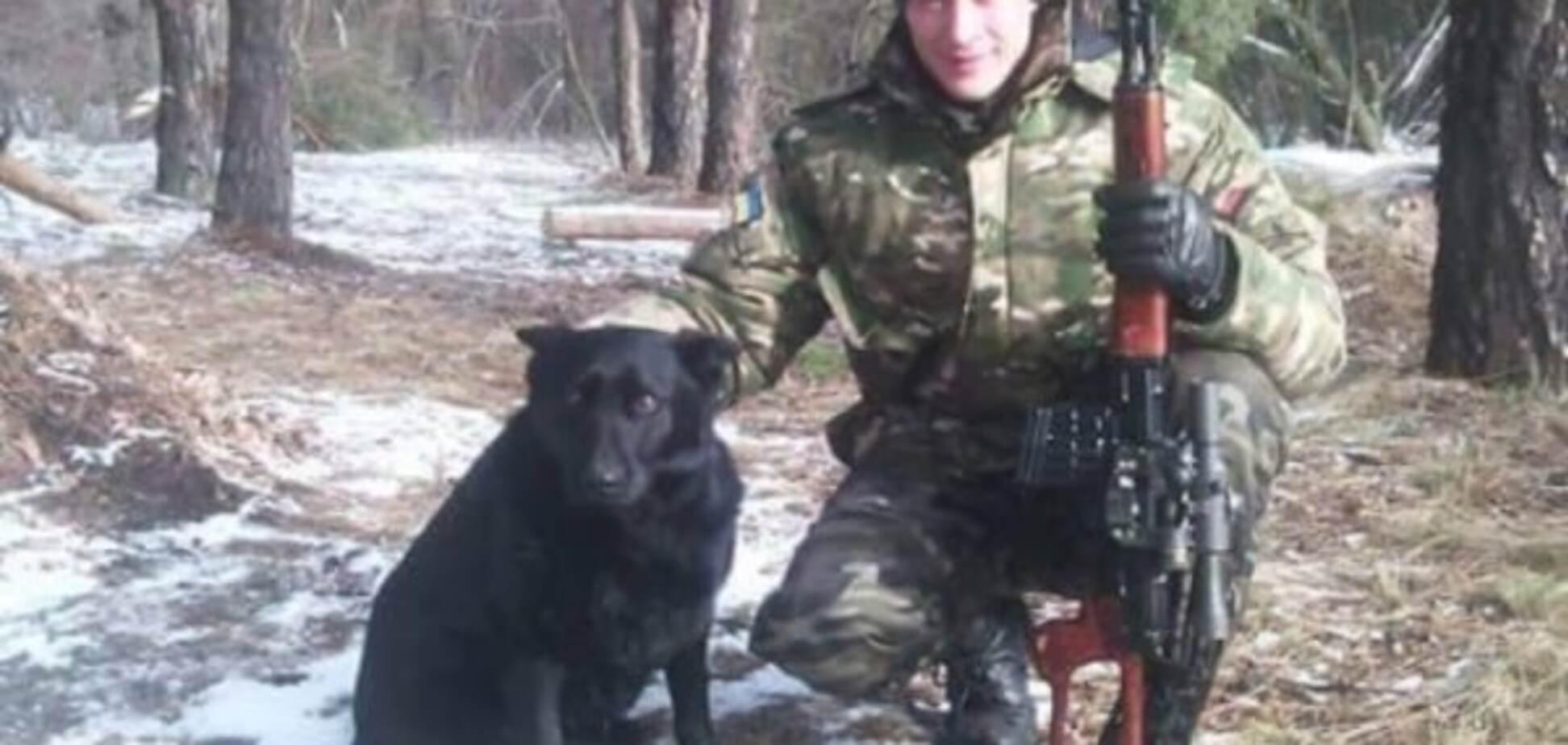 На Донбассе погиб украинский боец 'Морячок'