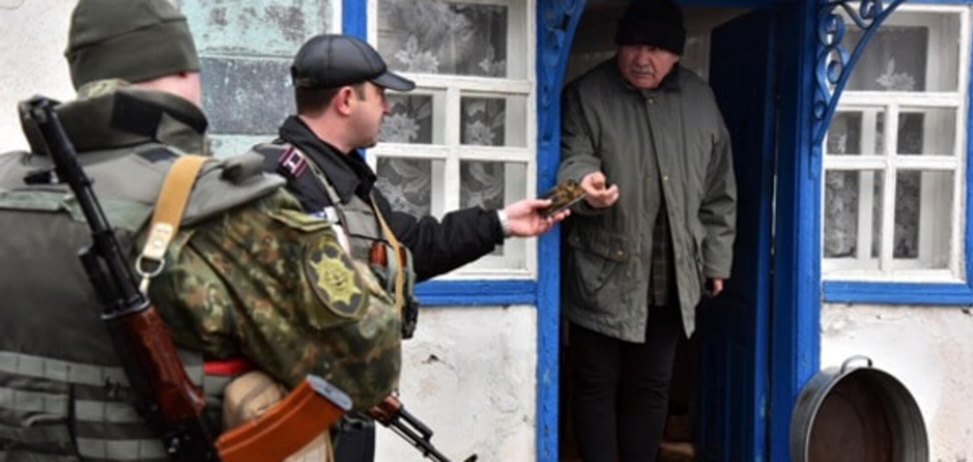 Откройте, полиция! Под Мариуполем провели антитеррористический рейд: опубликованы фото
