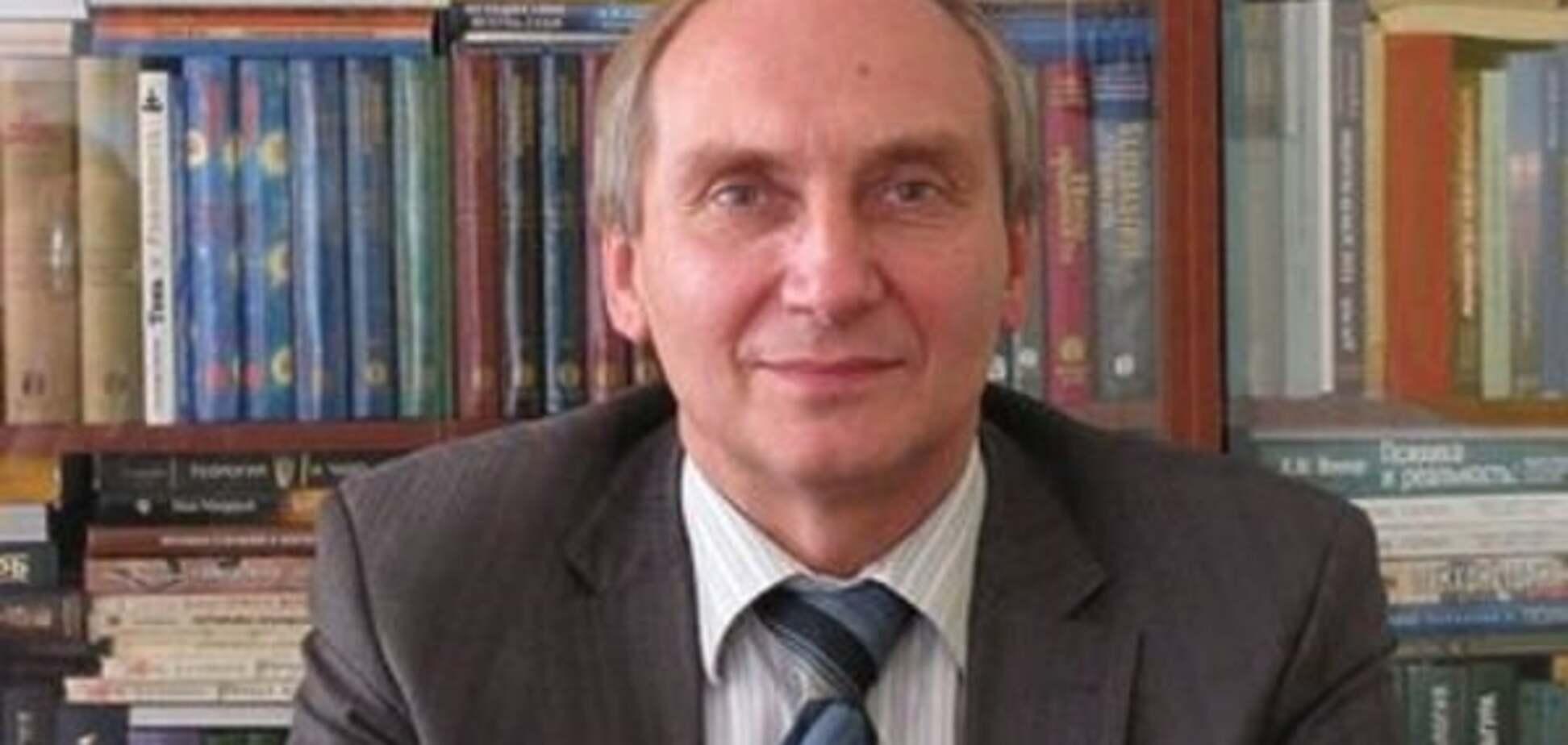 'Неправильно' писал: обнародованы подробности похищения ученого террористами 'ДНР'