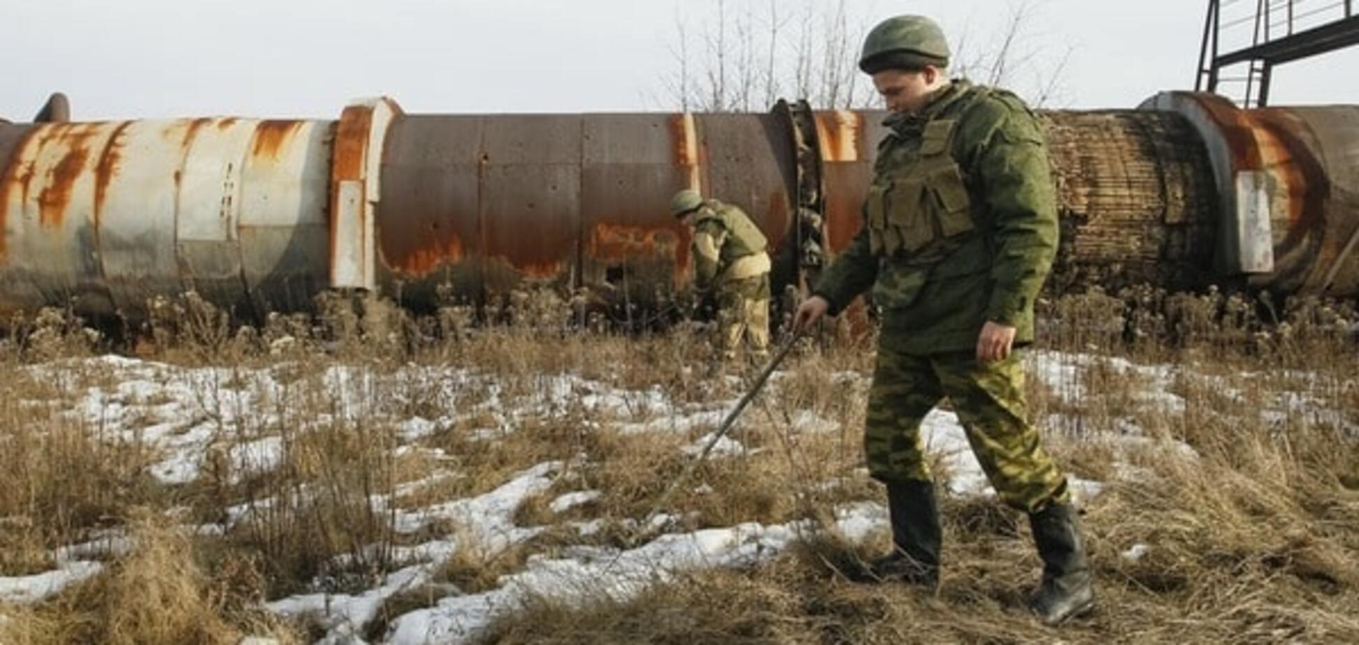 В Краматорске задержали террориста