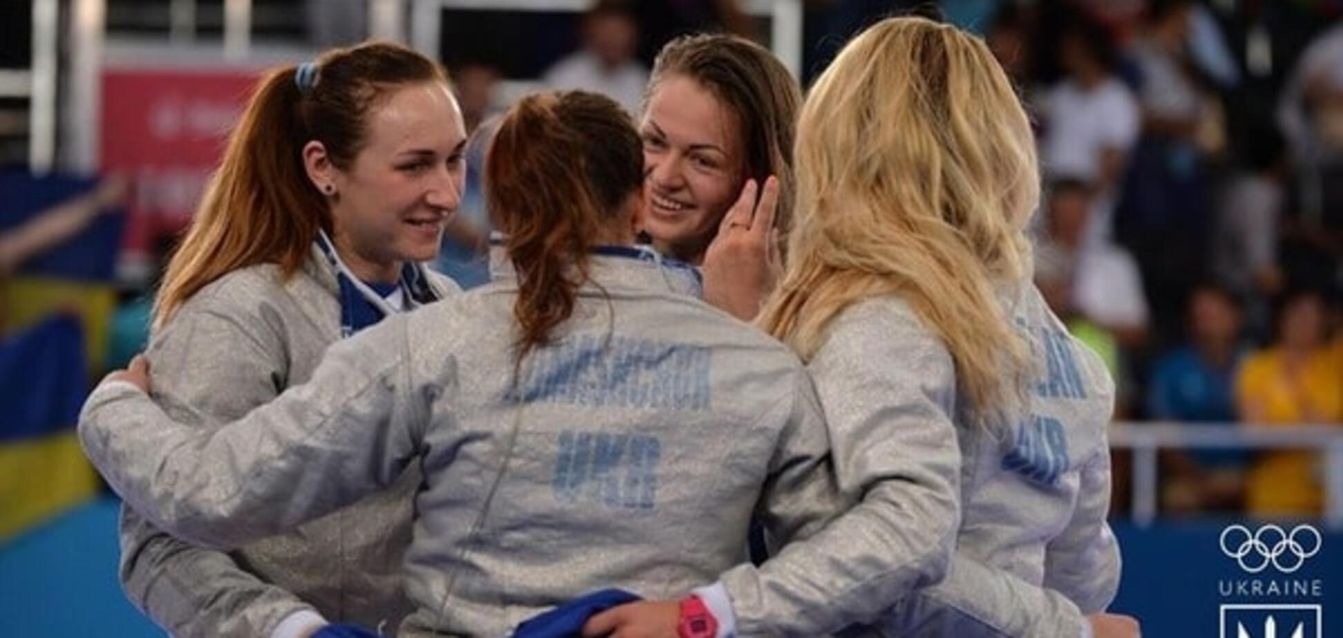 Українські шаблістки перемогли на Кубку світу, розбивши в драматичному фіналі росіянок: відео битви