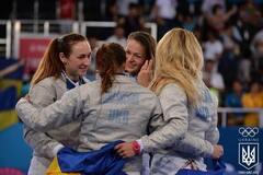 Украинские саблистки победили на Кубке мира, разбив в драматичном финале россиянок: видео сражения