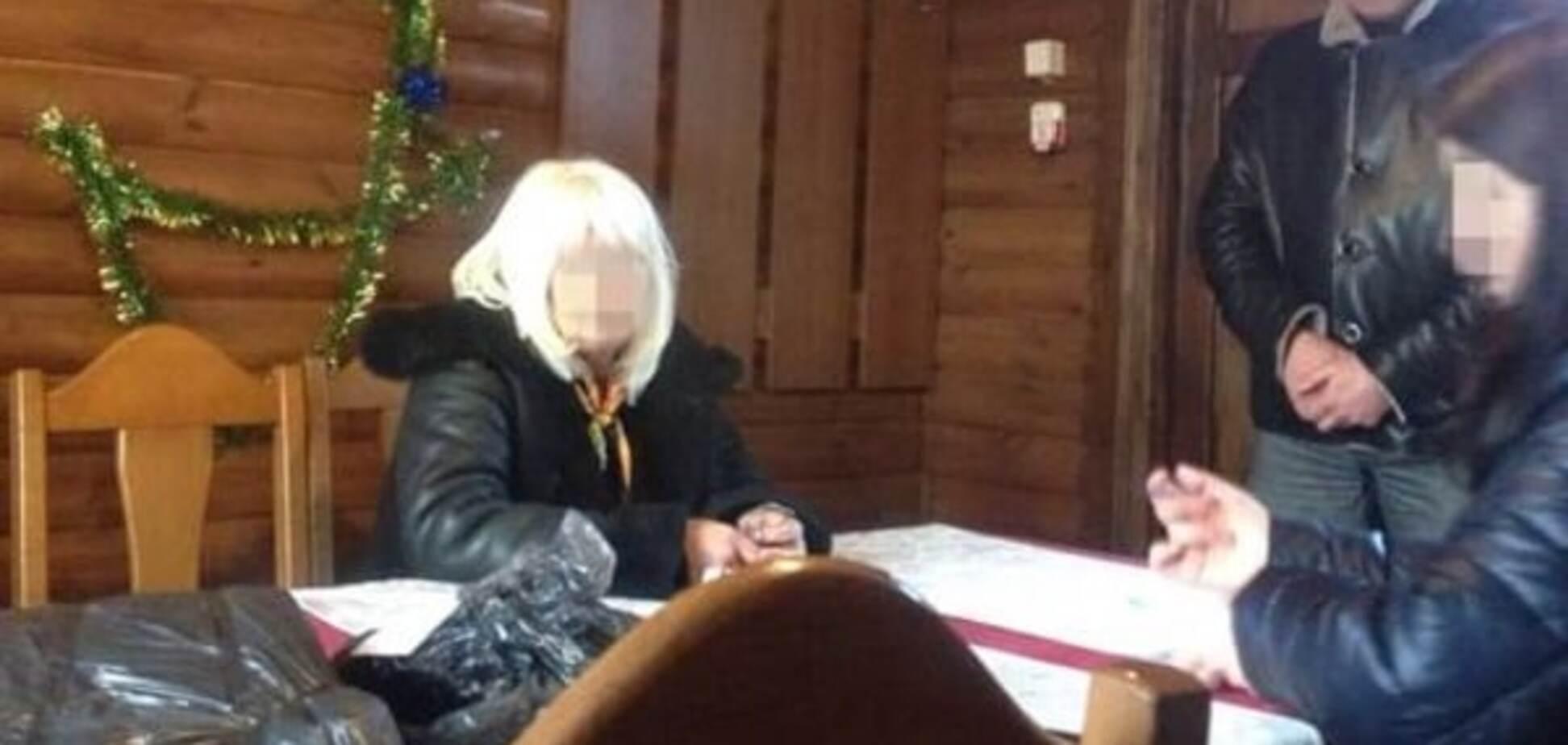 СБУ раскрыла подробности задержания правозащитницы Лордкипанидзе