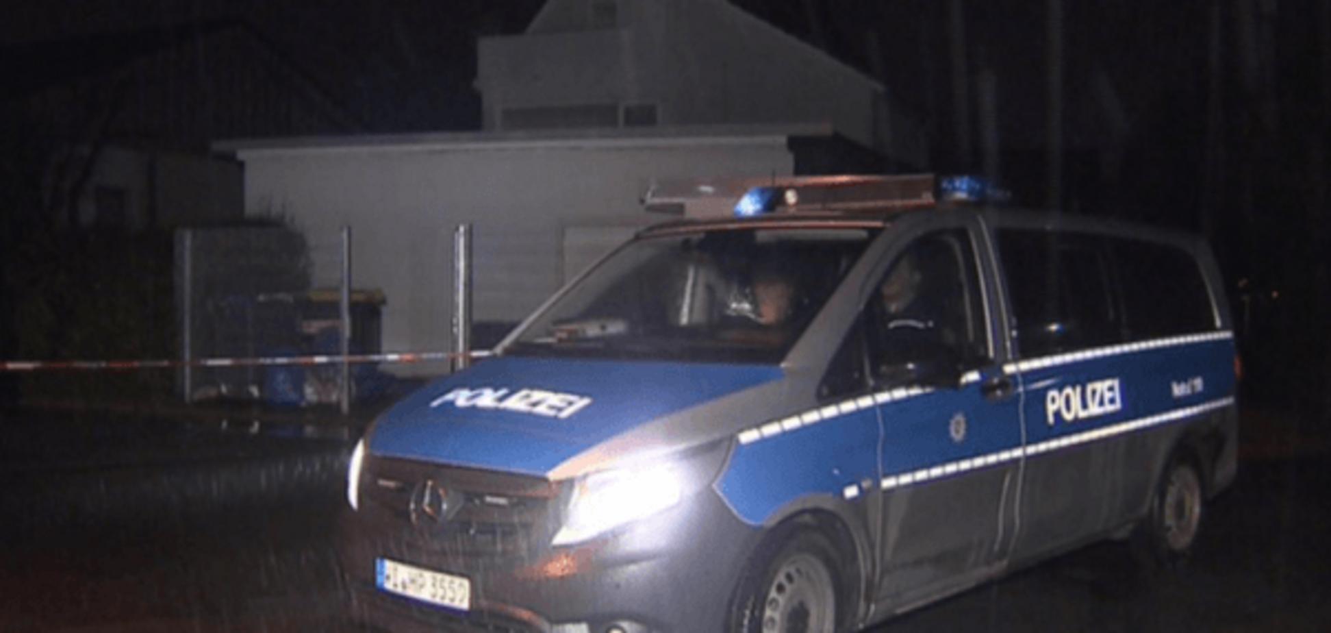 В Германии ночью открыли огонь по приюту для беженцев, есть раненый: опубликованы фото