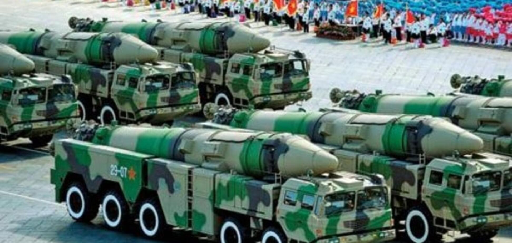 Китай готується до війни: експерт розповів про плани Пекіна