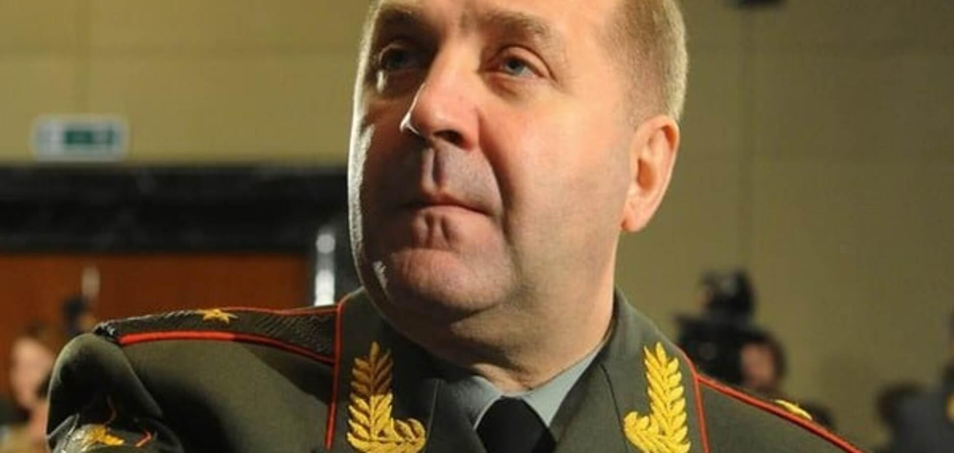 В России 'скоропостижно' умер шеф ГРУ
