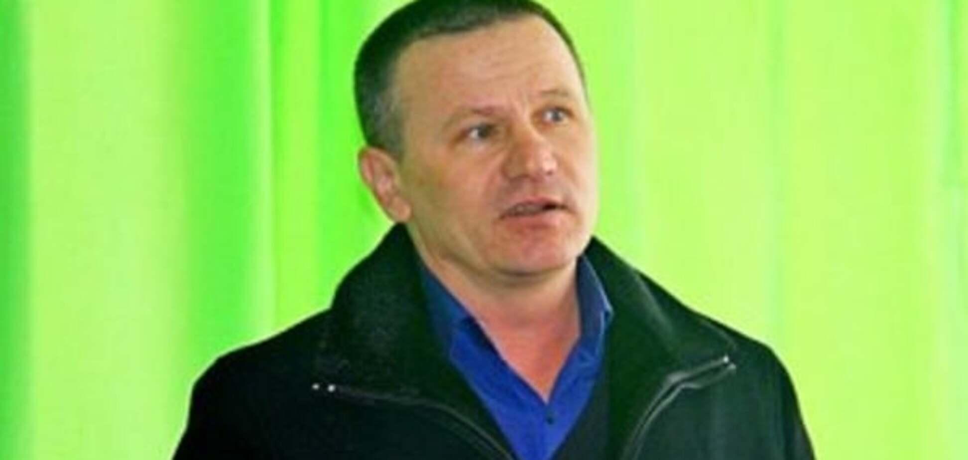 Сказки кремлевских СМИ: мэр замерзающего Геническа 'попросил' у Путина газа