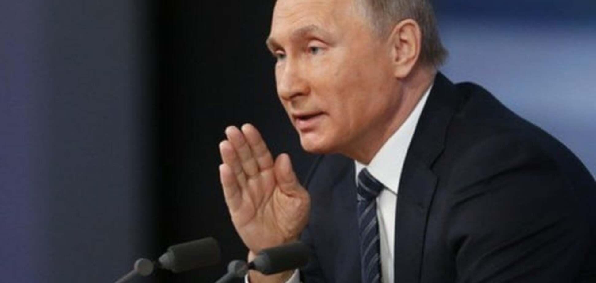 Украине очень повезло, что Путин не управляет Россией