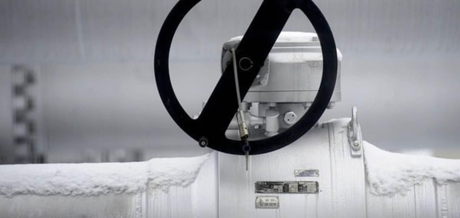 Мэр заявил, что оккупанты поставляют в Геническ 'отжатый' газ