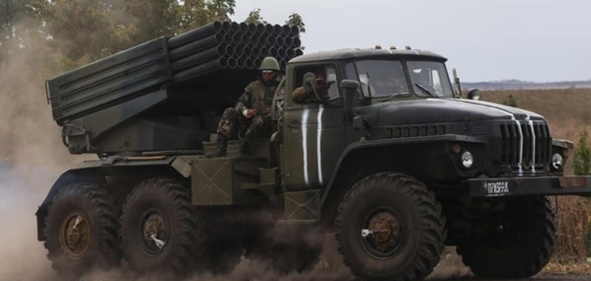 Доник розповів про 'справжню зраду' з українськими 'Градами'