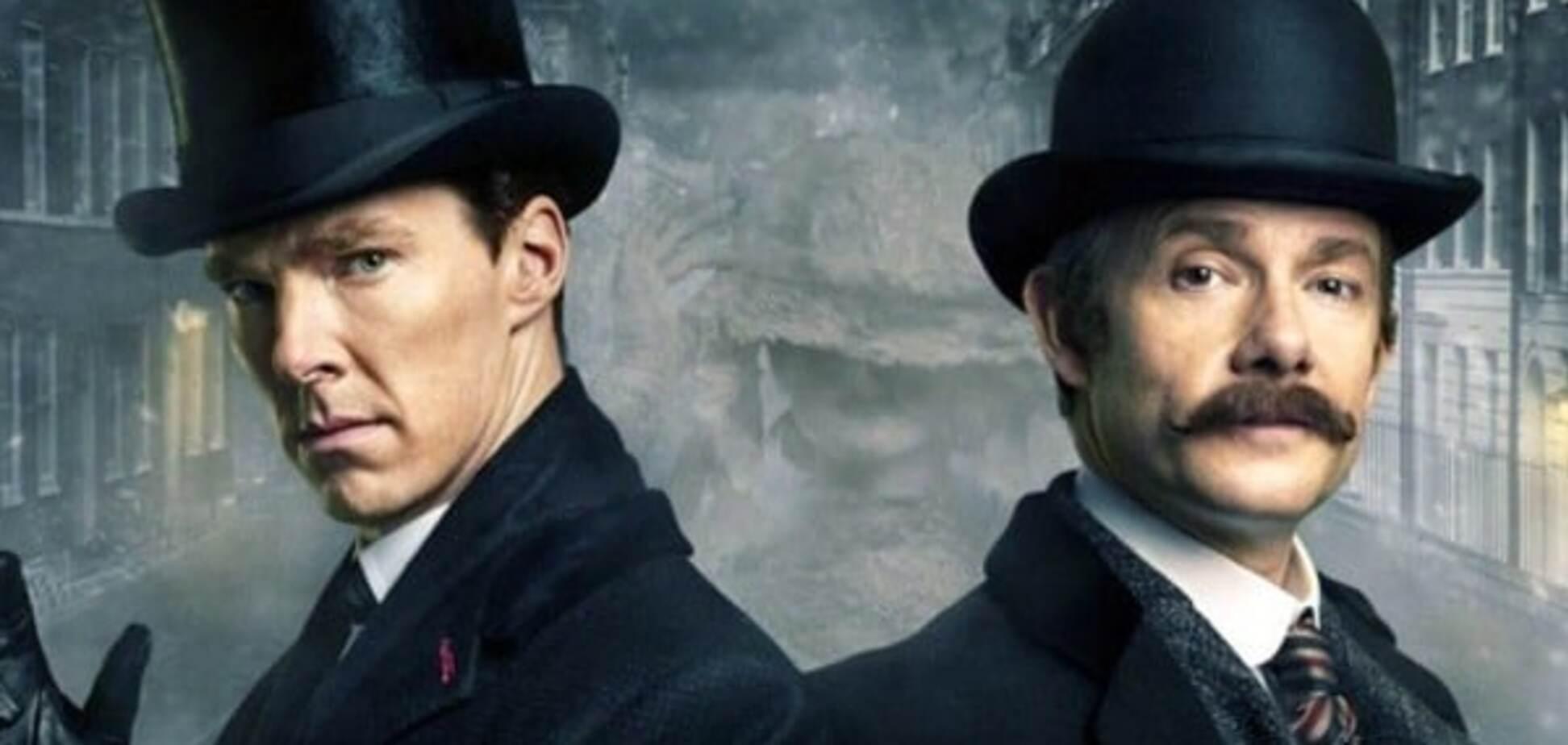 Нова серія 'Шерлока' побила рекорд за кількістю переглядів