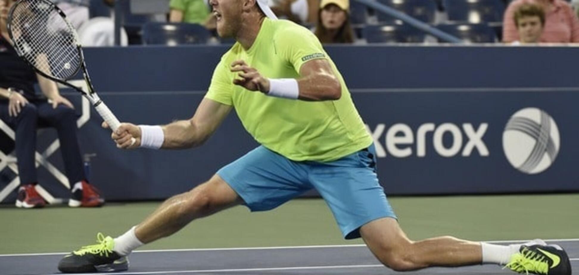 Український тенісист створив сенсацію на турнірі в Досі: відео тріумфу