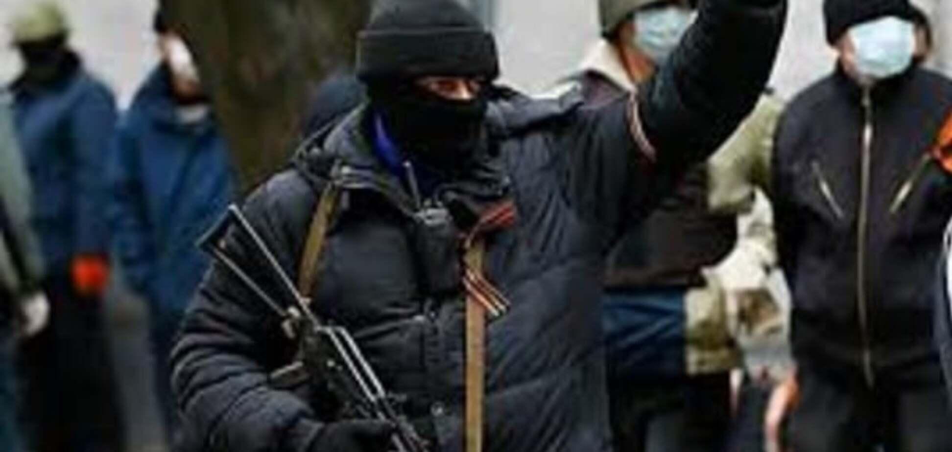 'Наколядувалися': п'яні терористи 'ЛНР' стріляли один в одного з гранатометів