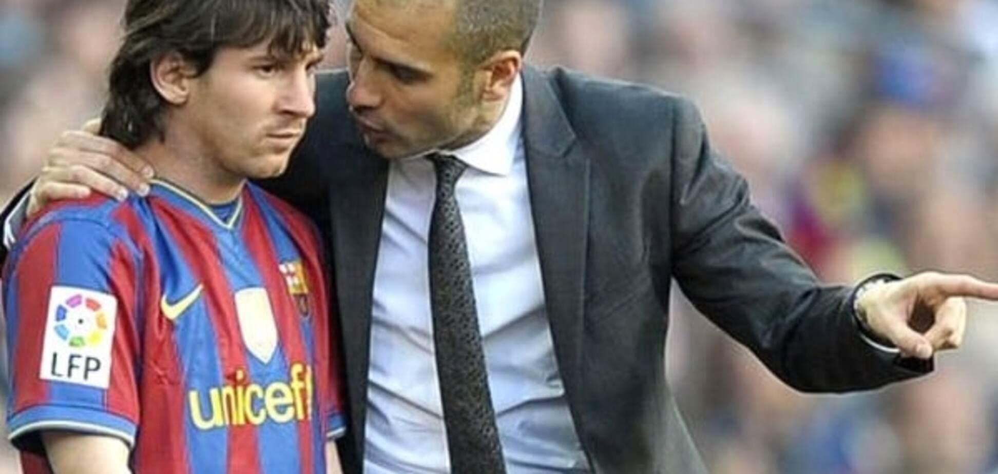 Бойся 'Динамо': Гвардиола потребовал купить Месси для 'Манчестер Сити'