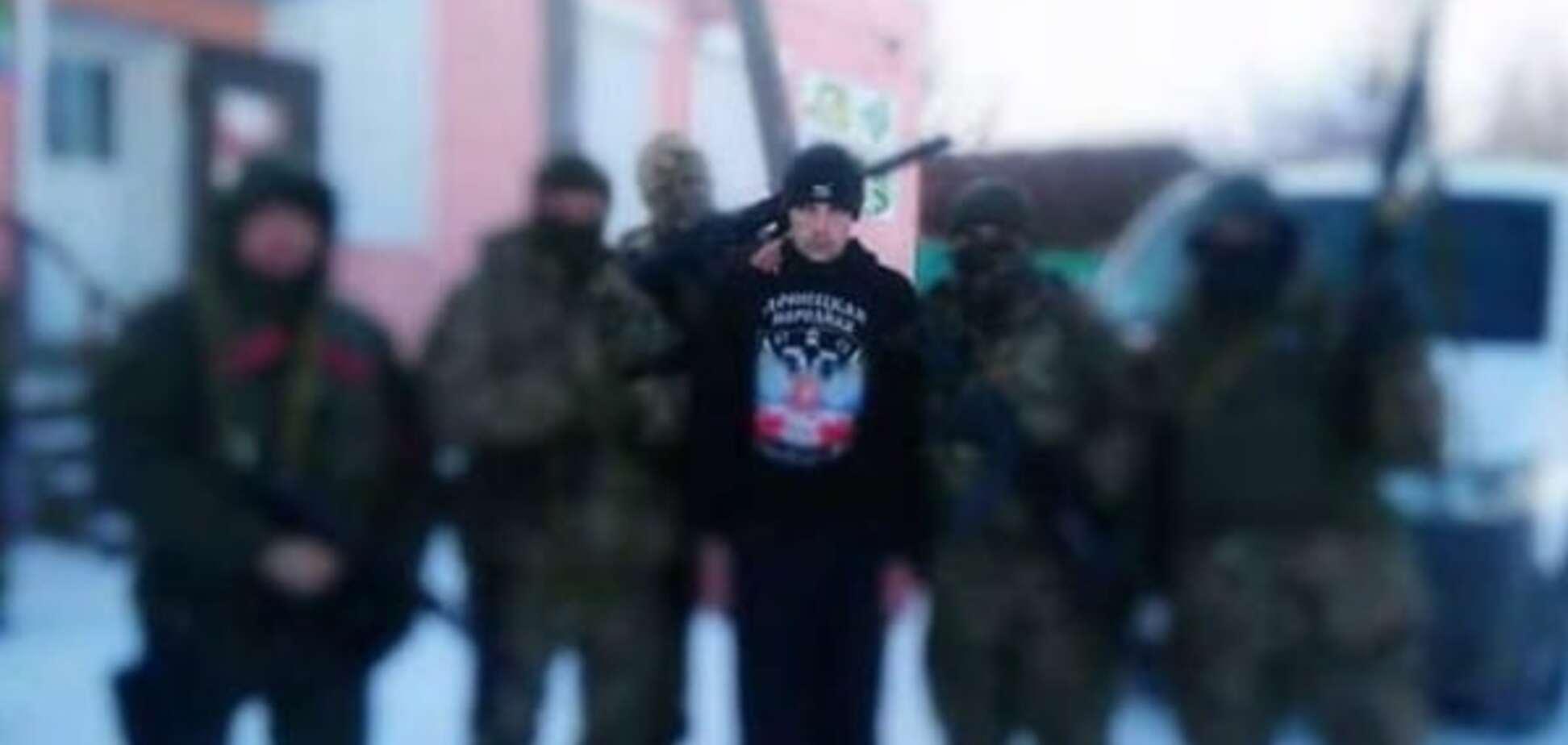 Вищий рівень конспірації: терорист ломанулся на українську територію у футболці 'ДНР'. Опубліковані фото