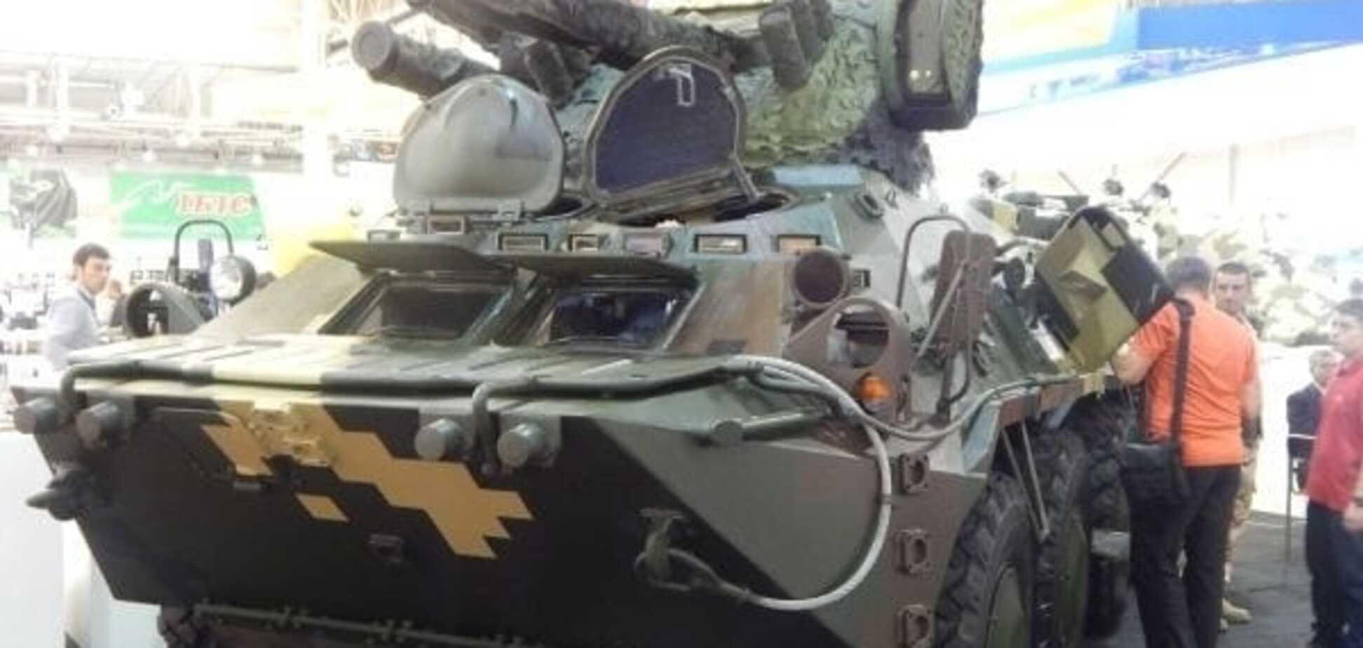 Броня міцна: Укроборонпром розкрив таємниці супернового БТР-3ДА для армії. Фотофакт