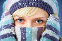 Мороз і червоний ніс: п'ять кроків у боротьбі з почервонінням шкіри
