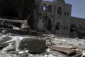 Саудівську Аравію звинуватили в авіаударі по посольству Ірану в Ємені