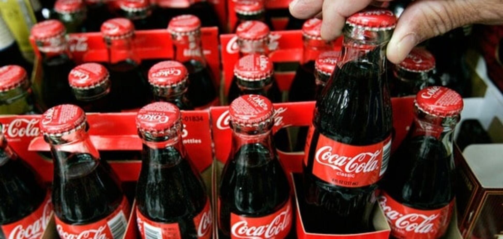 Образилися: окупанти Криму теж пригрозили Coca-Cola бойкотом