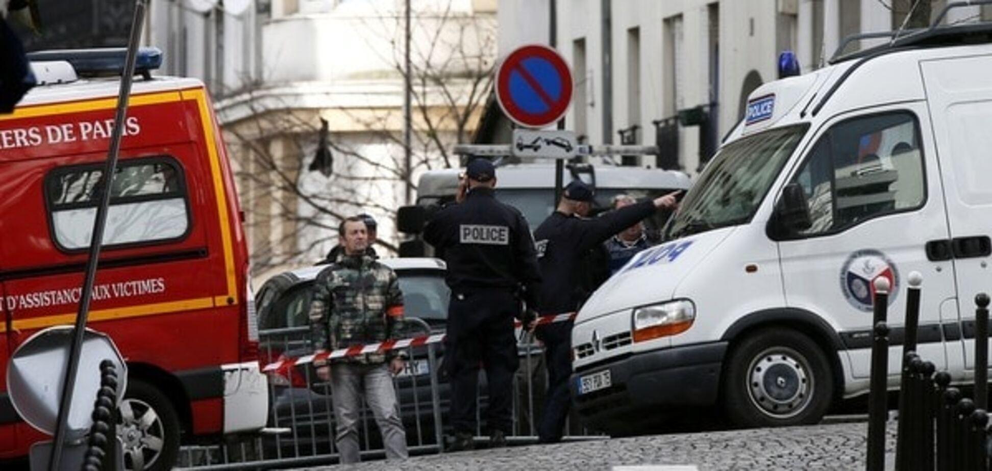 У Парижі на річницю теракту проти Charlie Hebdo знову стріляли