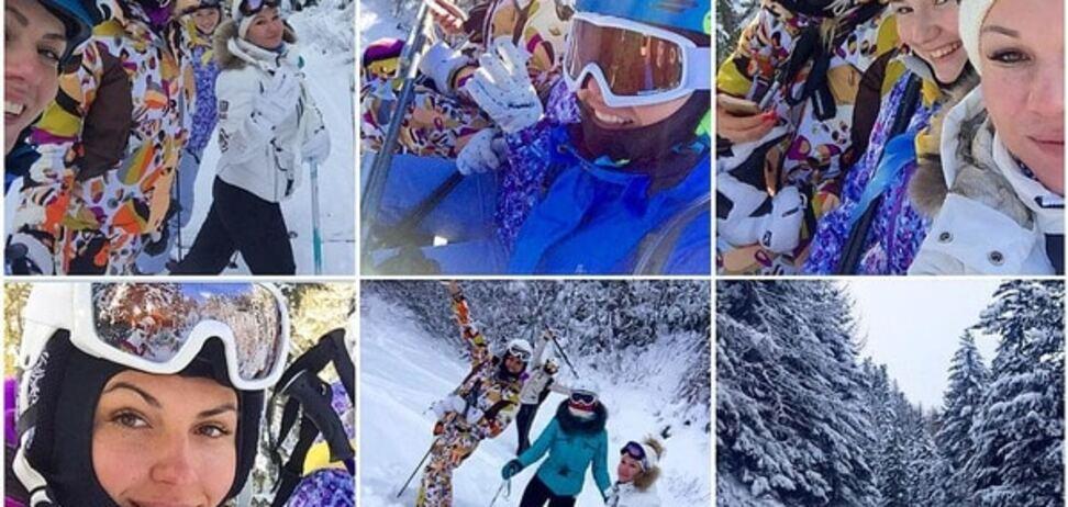 Вместо Крыма - Альпы. Яна Клочкова похвасталась ярким французским отдыхом: красивые фото