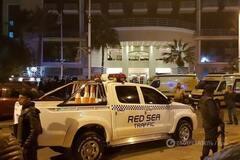 Нападение на отель в Хургаде: все подробности