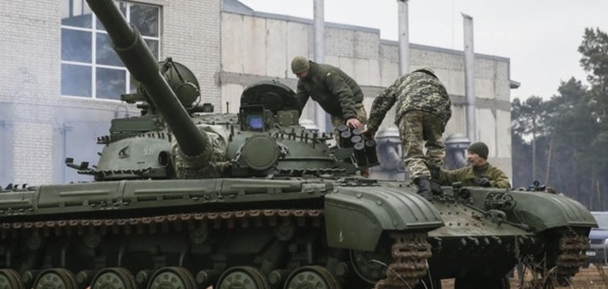 Террористы за сутки выпустили по силам АТО не менее 12 мин