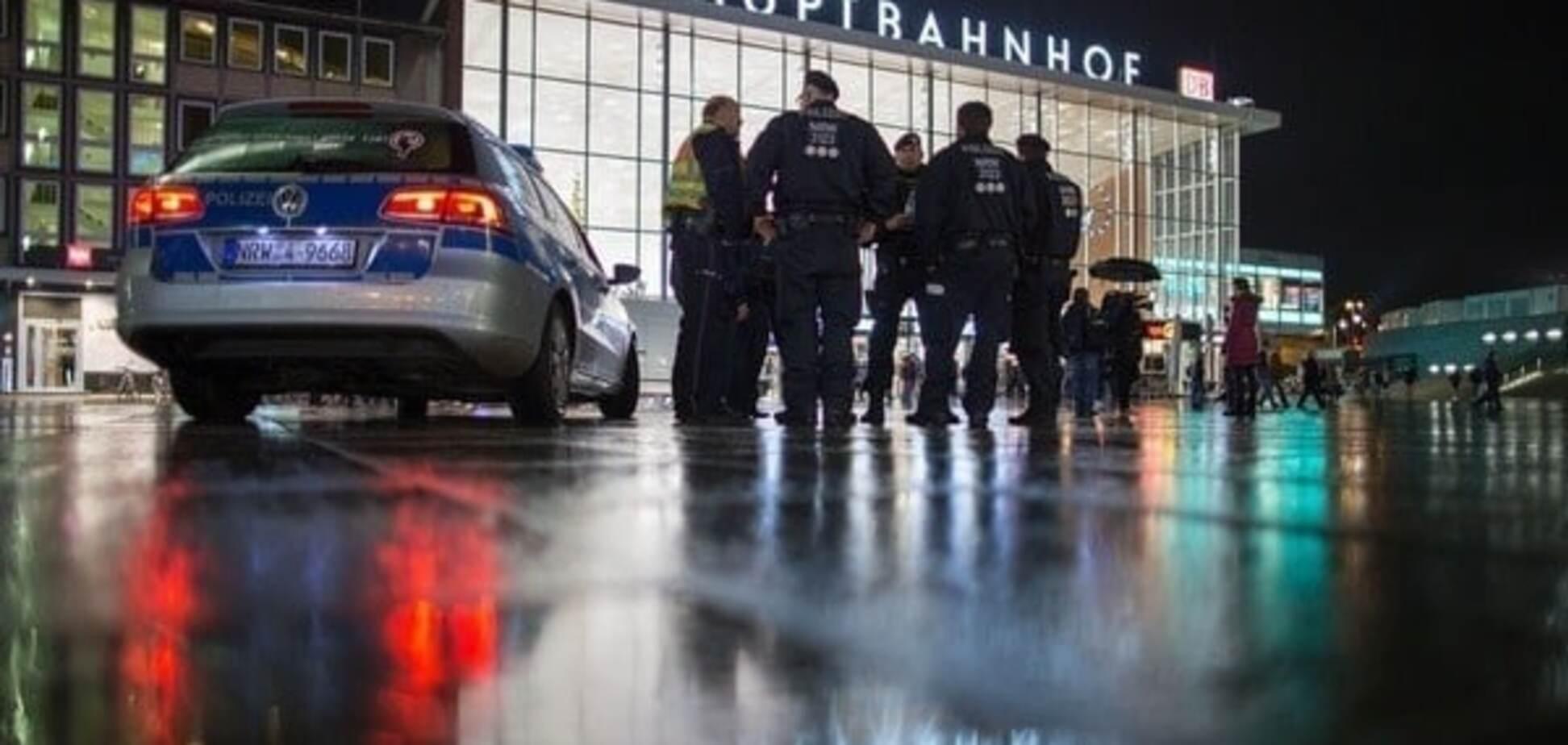 В защиту немецкой полиции