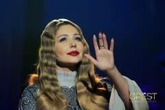 Тіна Кароль змінила три наряди на концерті в Києві: опубліковані фото і відео