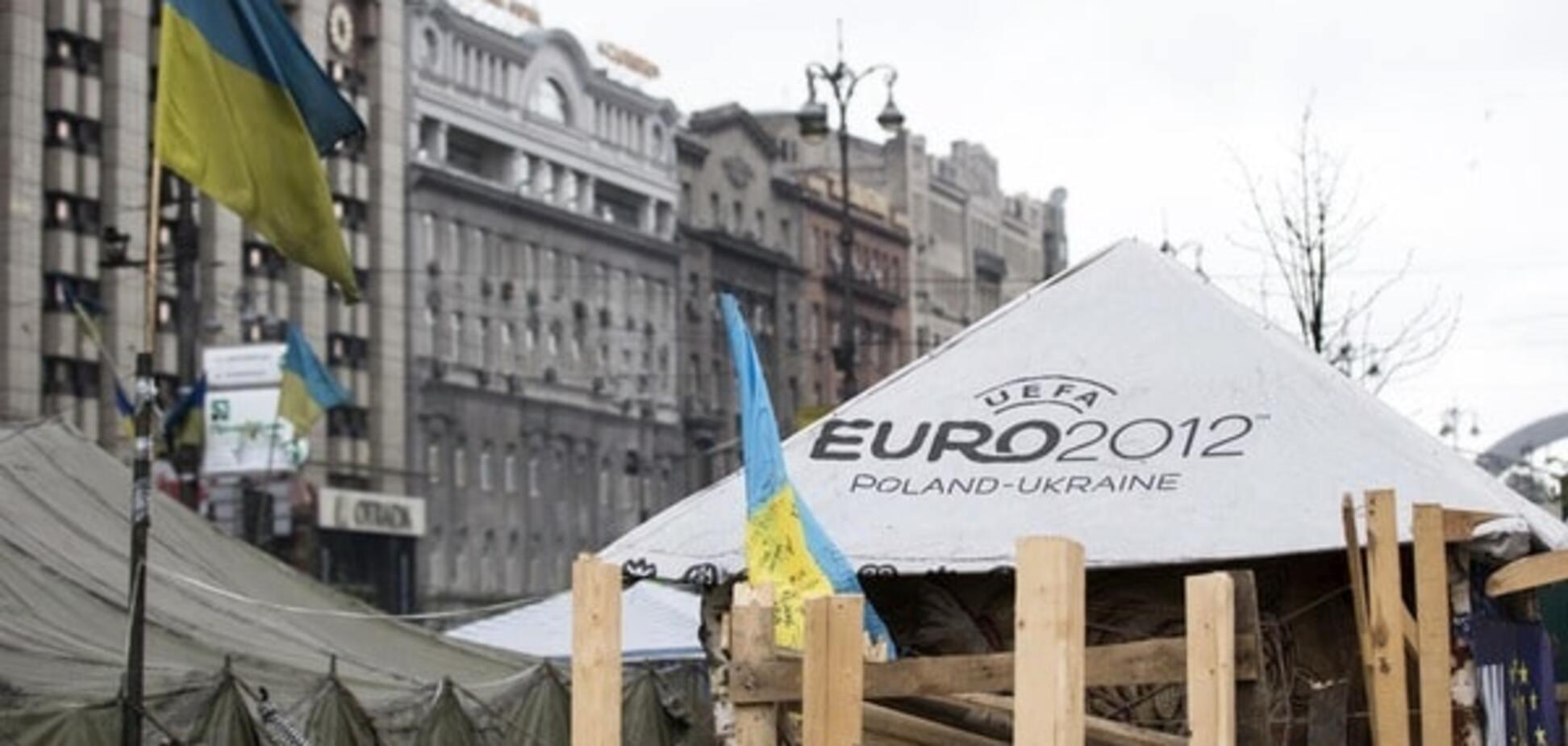 Кабмин не предусмотрел в бюджете денег на погашение долгов Евро-2012