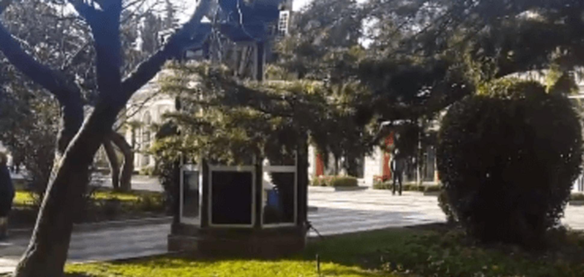 У мережі показали кримські будні: шум на вулицях і сморід від генераторів