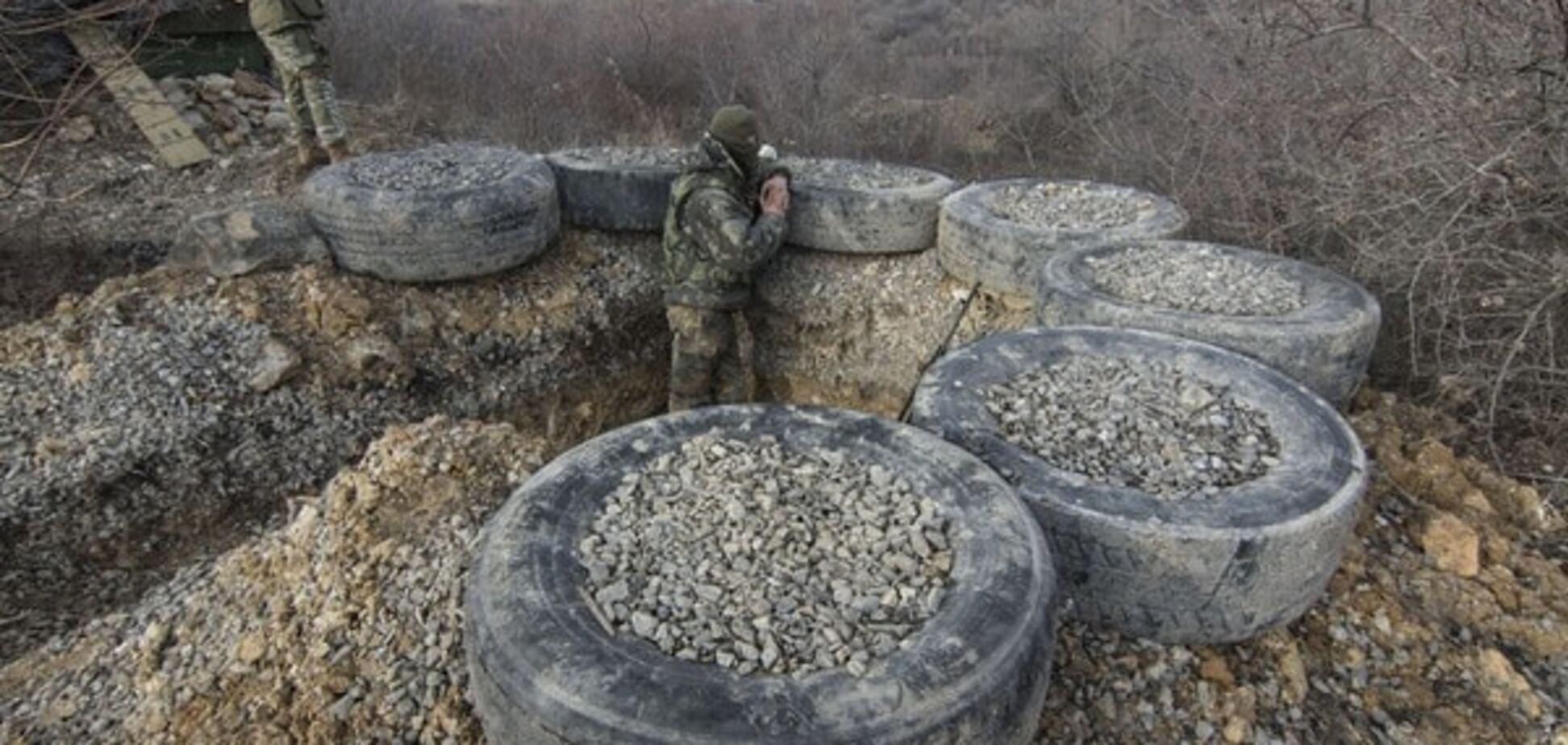 На Донбассе террористы убили полицейского, спасавшего мирных жителей