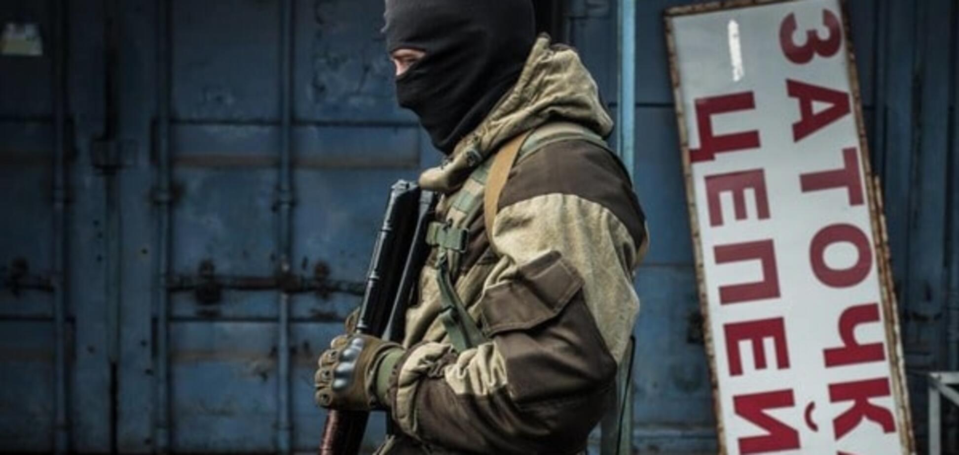 Терористи 'ДНР' зайнялися викраданнями мирних жителів - розвідка
