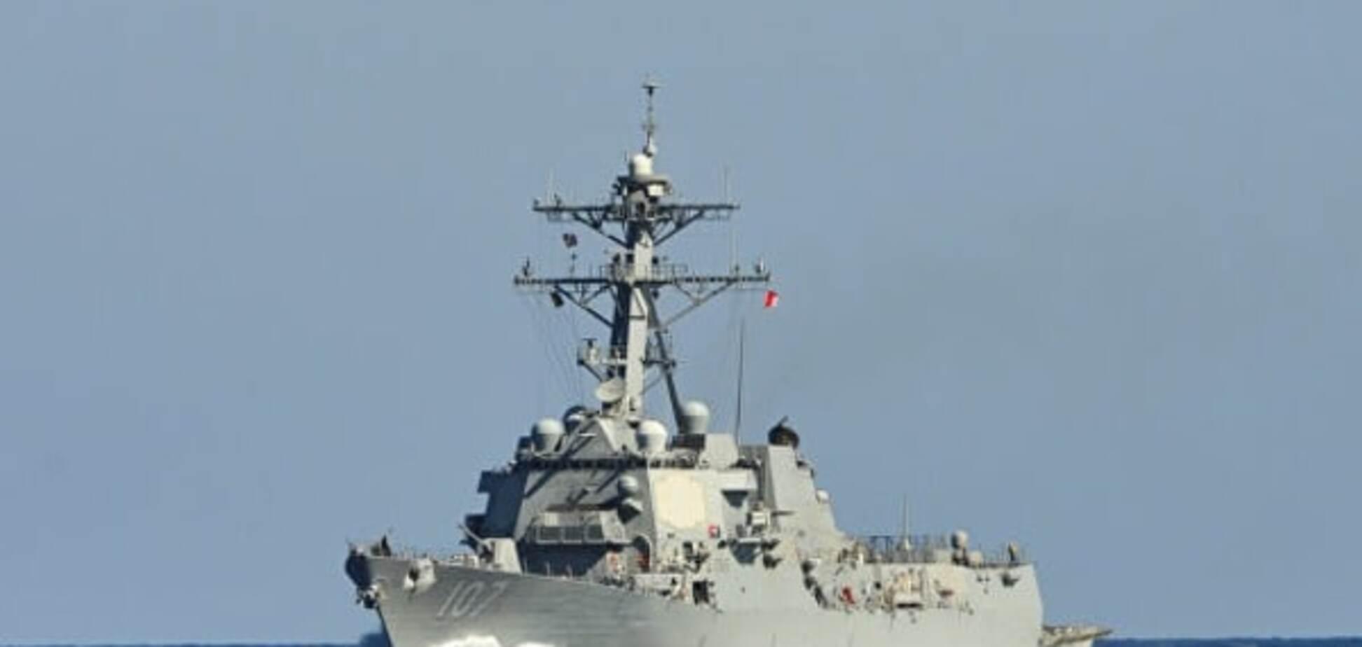 Ракетний есмінець Військово-морського флоту США