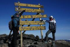 Наши в Африке: рассказ украинки, покорившей Килиманджаро