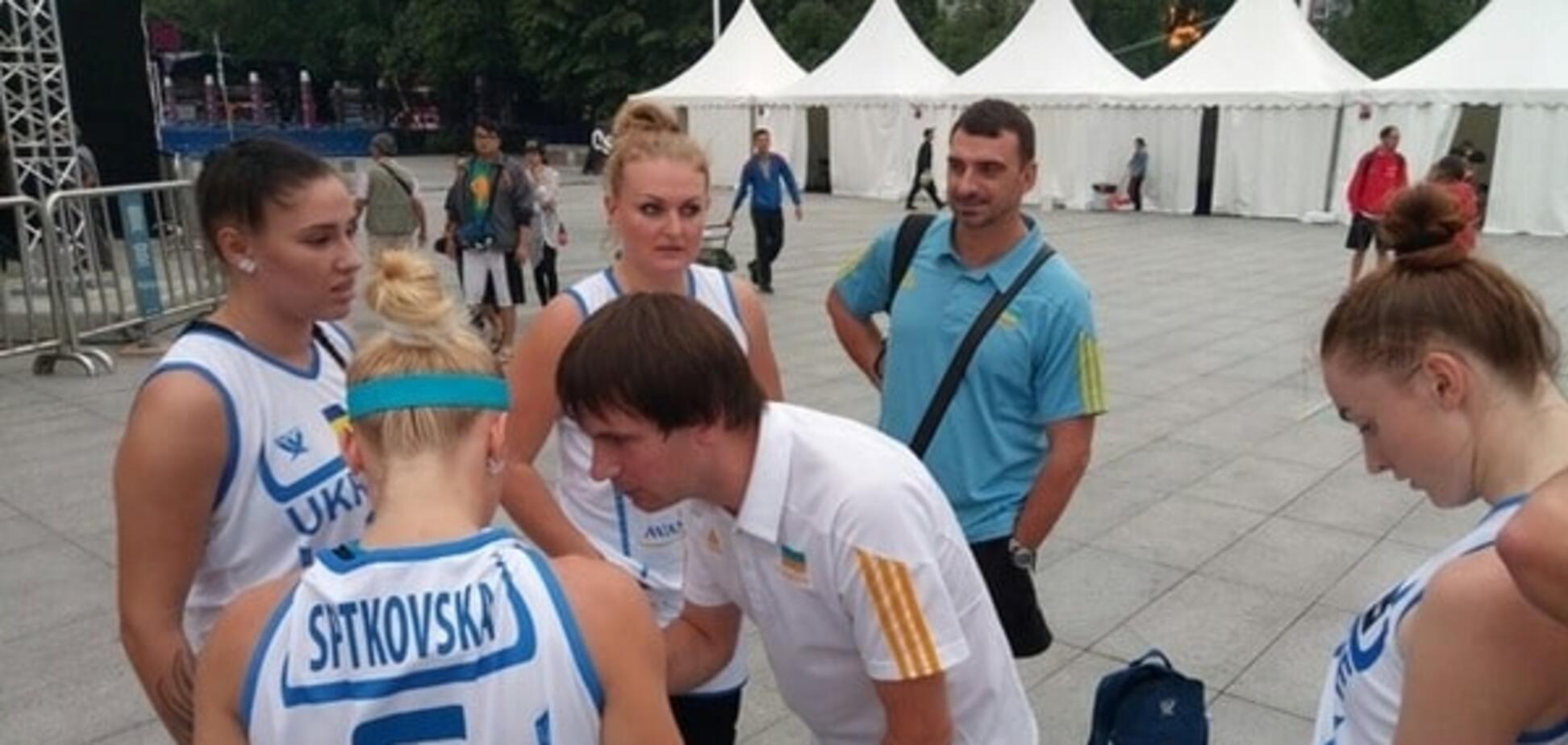 'Есть резервы': тренер сборной Украины оценил шансы на выход в полуфинал чемпионата мира 3х3