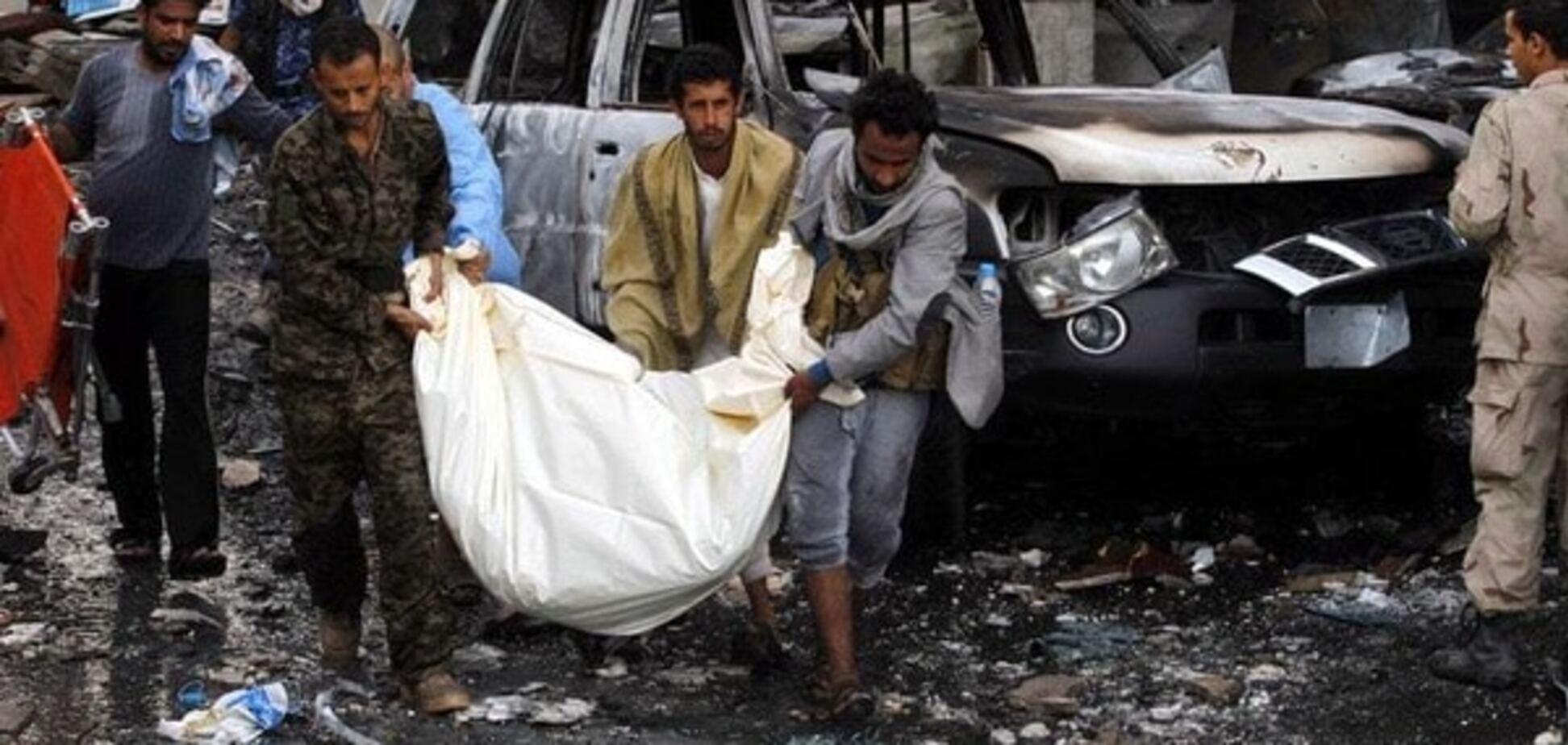 Авіаудар по Ємену