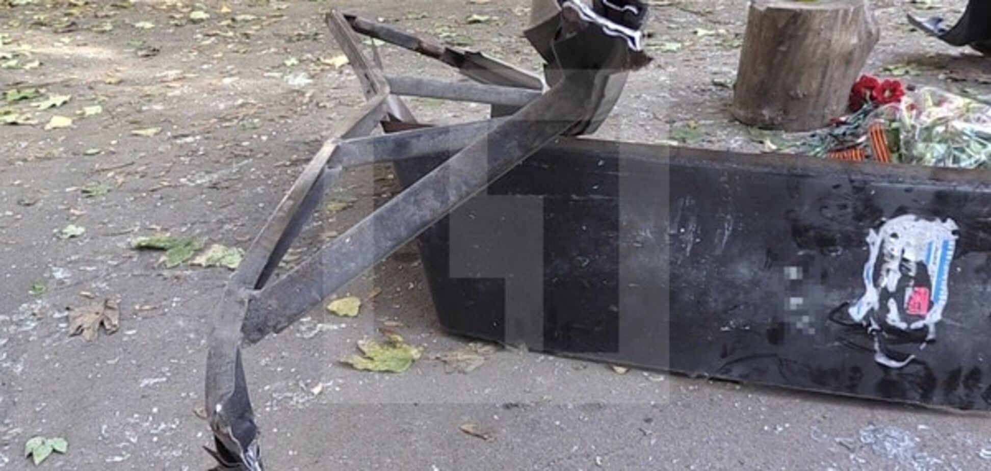Памятник Мотороле