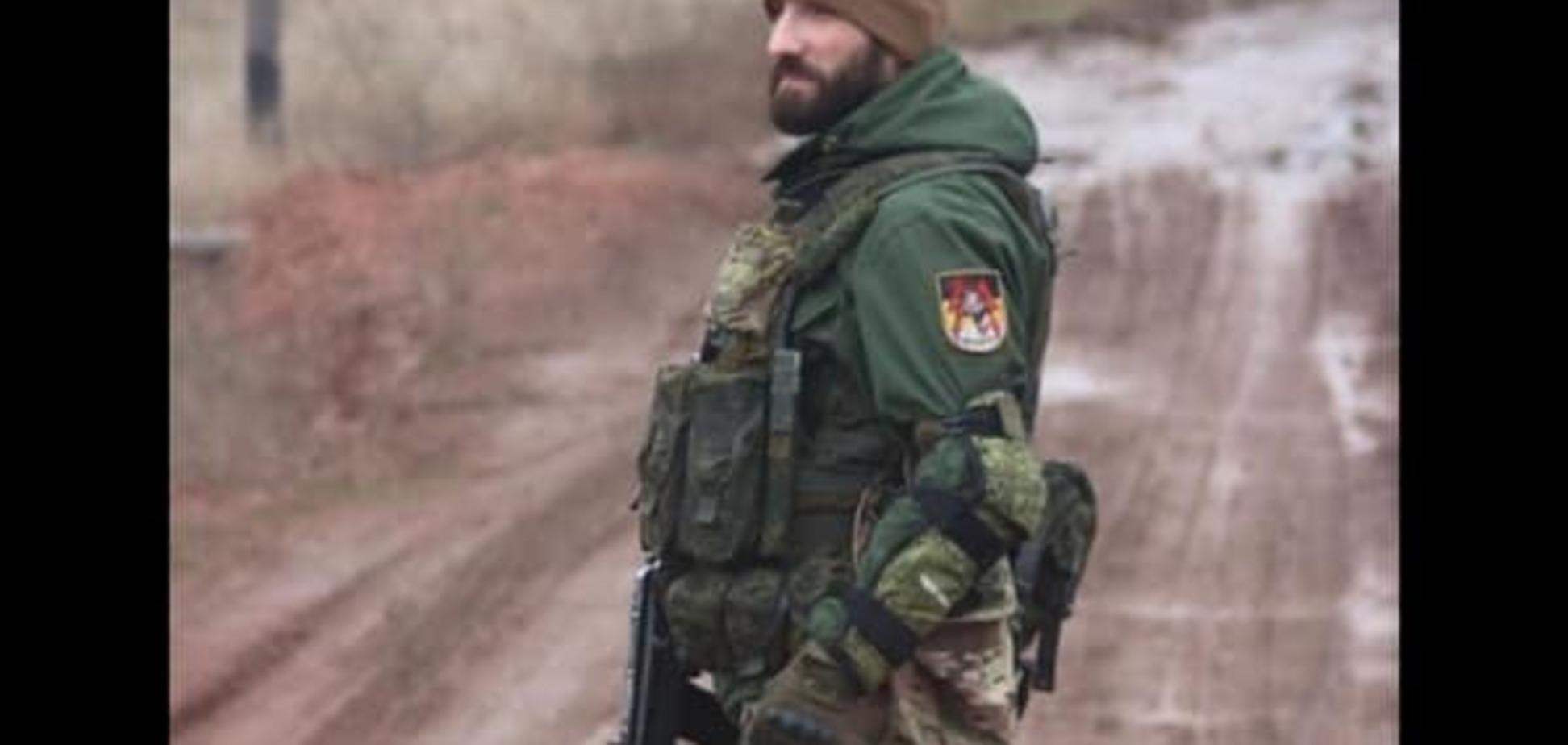 Терорист ДНР Гога