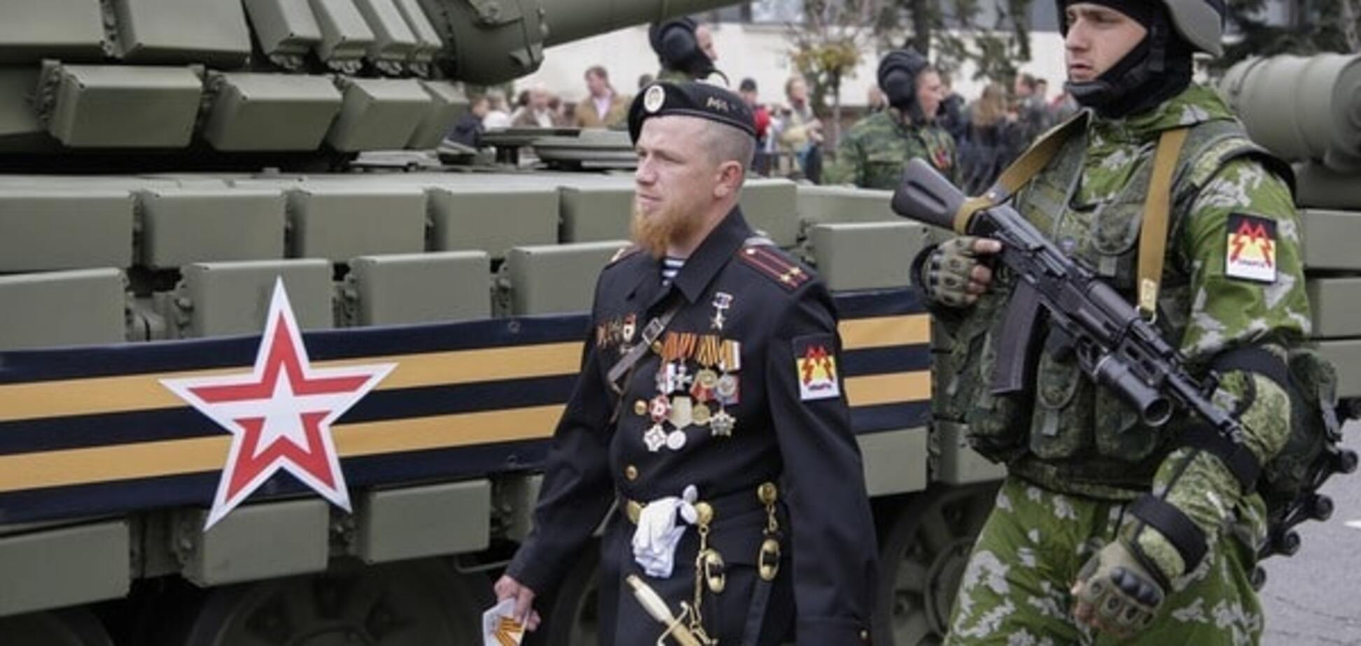 В Донецке убили террориста Моторолу