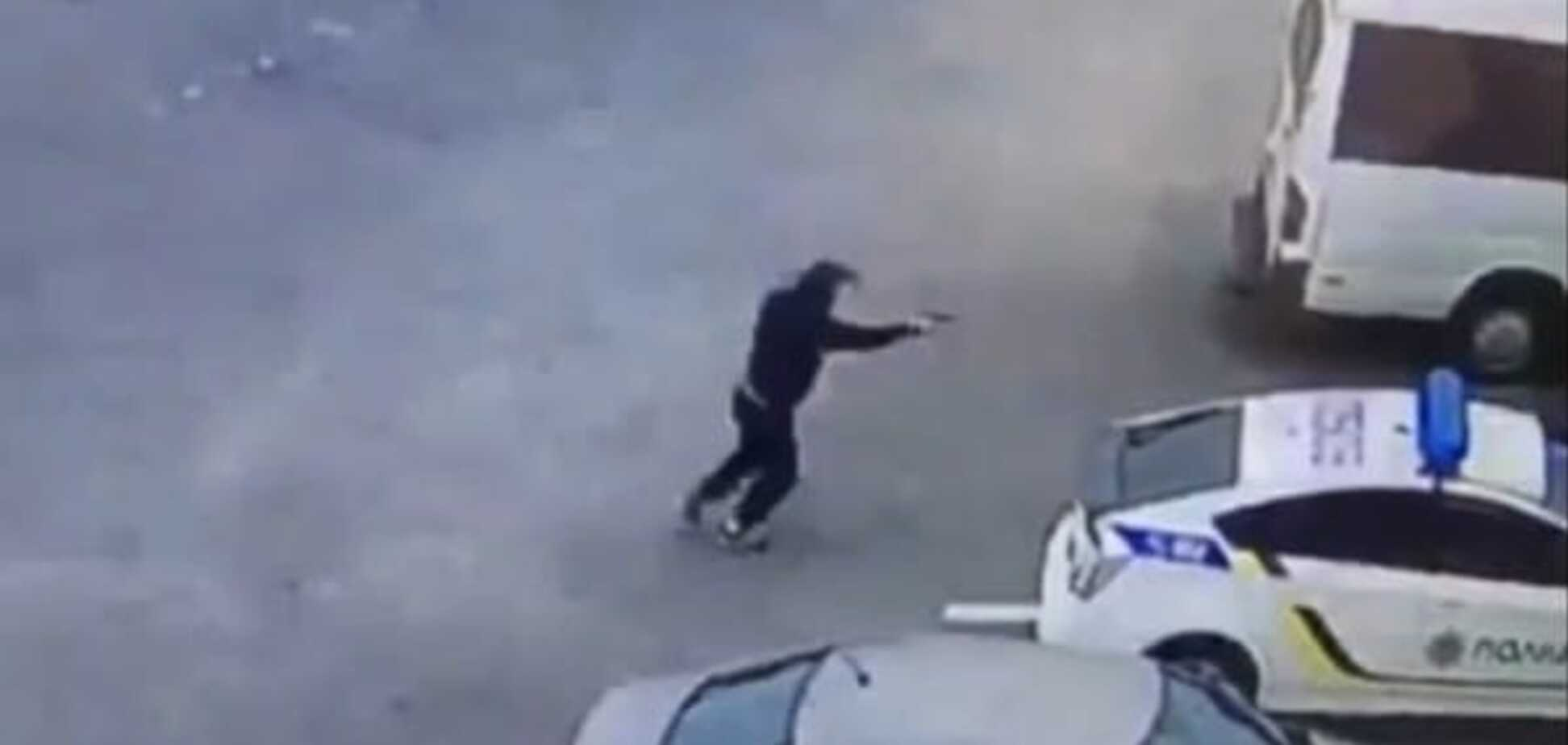 Розстріл поліціянтів у Дніпрі