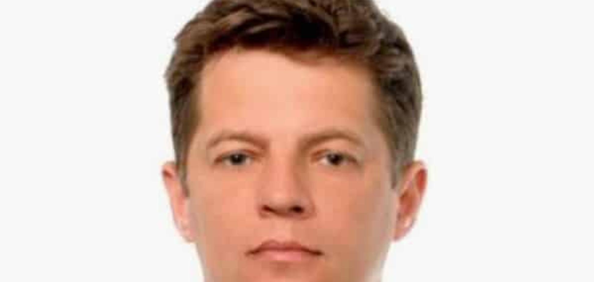Украинский журналист Роман Сущенко