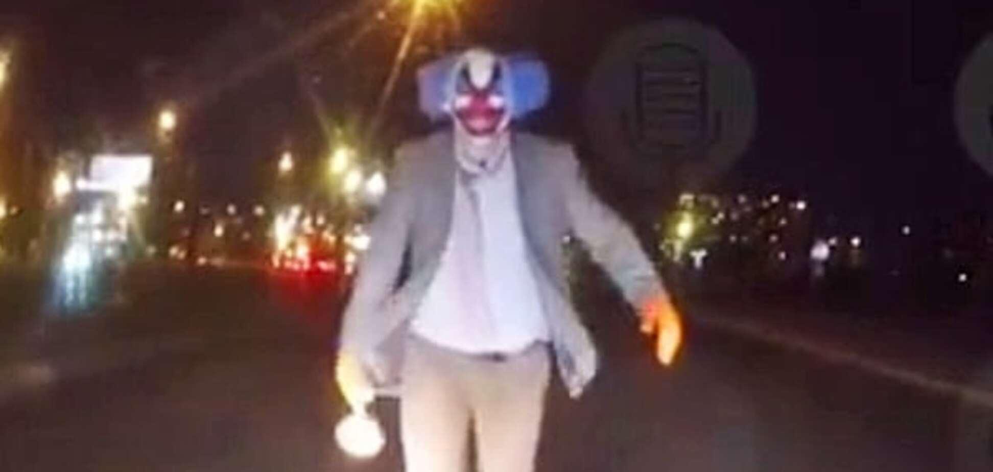 \'Клоуни-вбивці\' в Росії