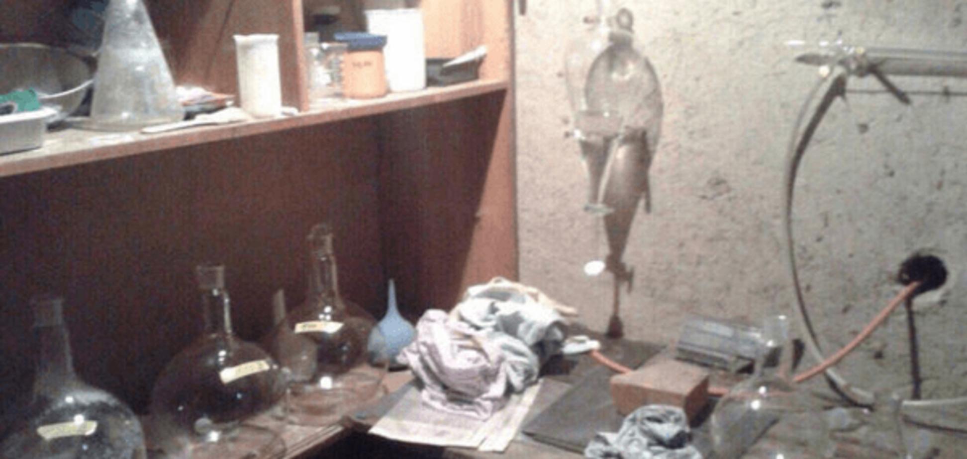 Нарколаборатория в Черкассах