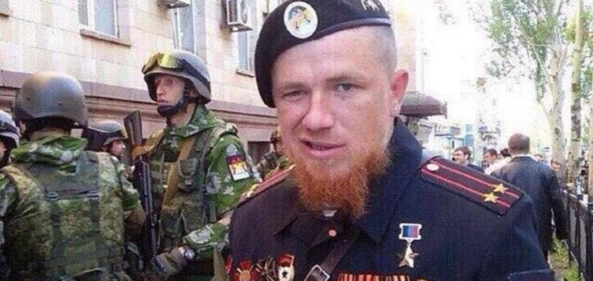 Террорист Арсений Павлов (Моторола)