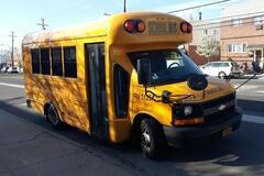 Школьный автобус в США: как все устроено